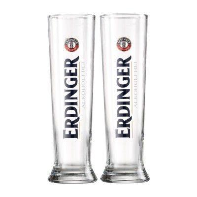 Weizenbierglas Erdinger alkoholfrei 0.5 Liter – 2er Set Biergläser mit Logo: http://cocktail-glaeser.de/set/weizenbierglas-erdinger-alkoholfrei-0-5-liter-2er-set-bierglaser-mit-logo/