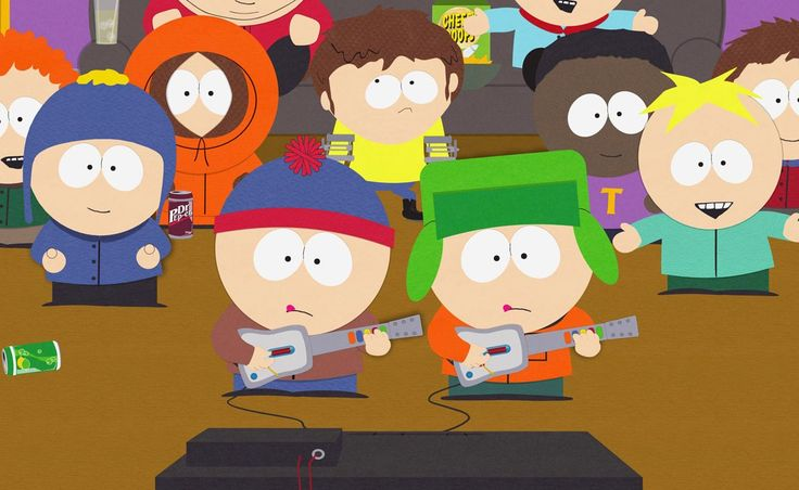 Top Five Videogame Related South Park Episodes