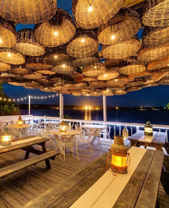 Outdoor Lighting Keller Tx: 25 Best Outdoor Restaurant Ideas Images On Pinterest