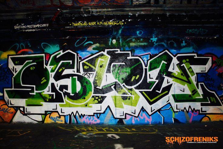 https://flic.kr/p/KZzi9R   Leake Street London SE1 - Graffiti tunnel (credit…