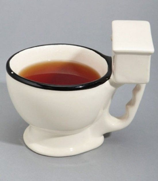 30 Cool Coffee Mugs. Toilet perfect for hubby for Xmas....