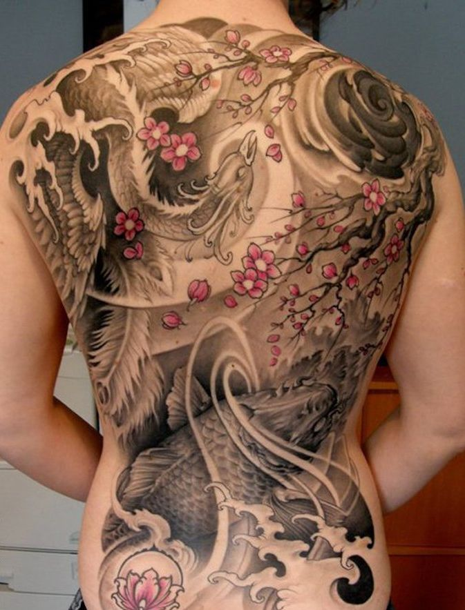 Irezumi ou le tatouage japonais traditionnel