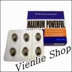 VIENLIE SHOP: MAXIMUM POWERFULL – Obat Kuat Tahan Lama Pria Dewa...