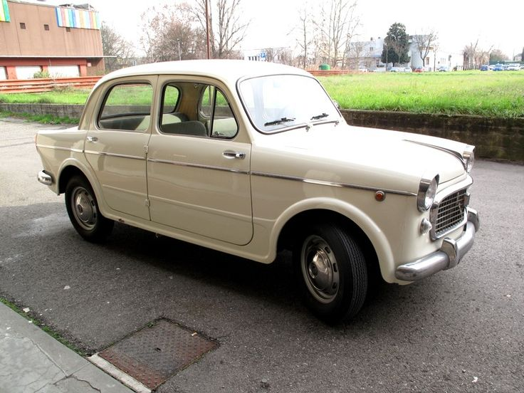 Fiat 1100 - 1953