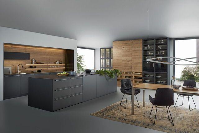 40 best Küche images on Pinterest Kitchen ideas, Kitchen modern