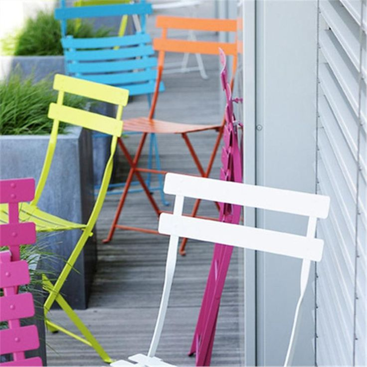Buy Fermob Bistro Metal Chair (Set of 2) online with free shipping from thegardengates.com