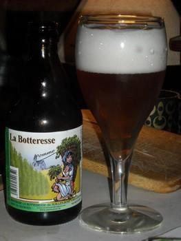 La Botteresse Pomme - Brasserie la Botteresse de Sur-les-Bois