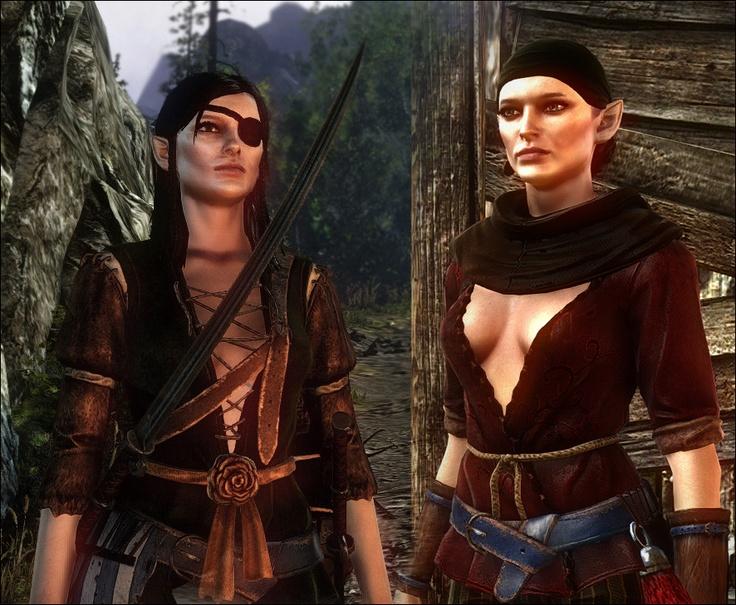 Scoia'tael girls