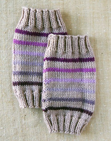 Baby Leg Warmers for Mila by thepurlbee #Baby #Legwarmers