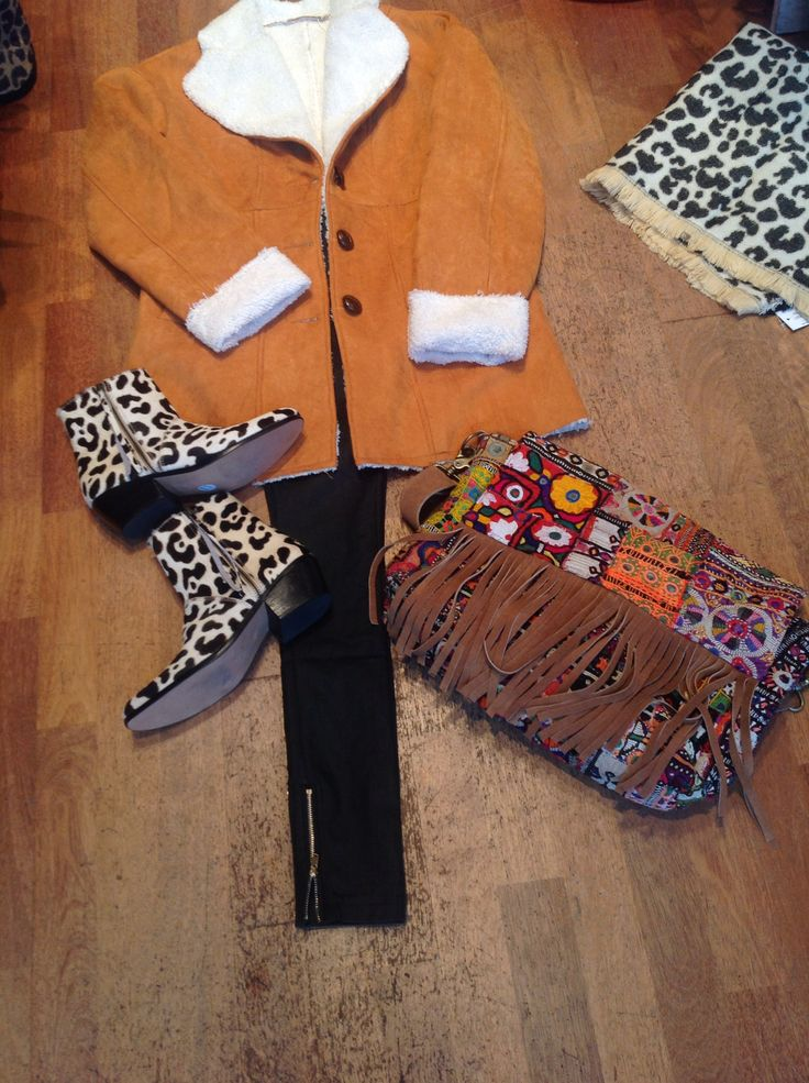 Winter has hit Melbourne - keep warm with our range of boots jackets and accessories..