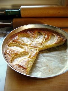 JULES FOOD: swedish apple cake