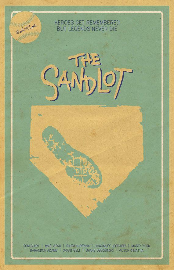 The Sandlot by Ryan Trapp