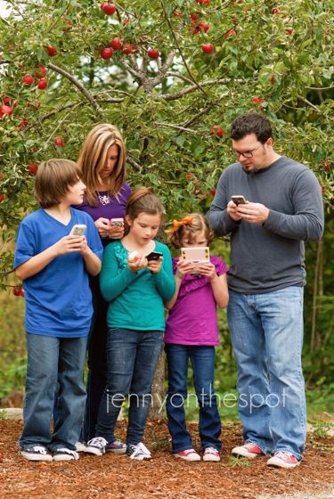 Ha! WE are totally planning on bringing electronics for all of us because this IS our family!!! laptops, ipads, phones LOL