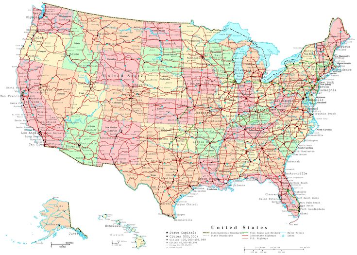 printable map of united states states usa color map this website has free printable maps of every state