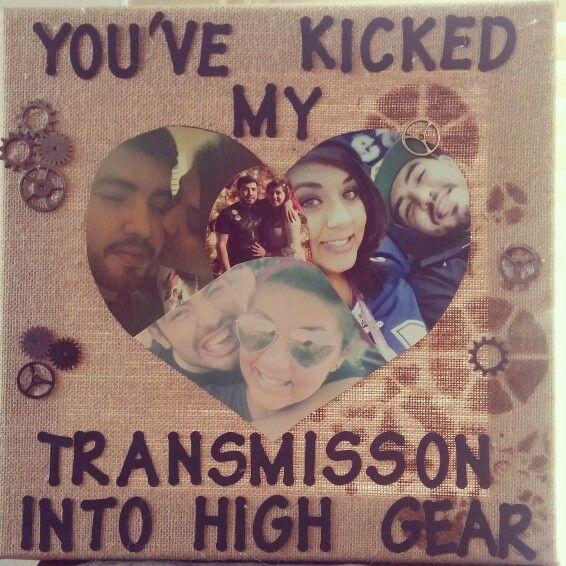 Made This For My Mechanic Boyfriend Mechanicsgirlfriend