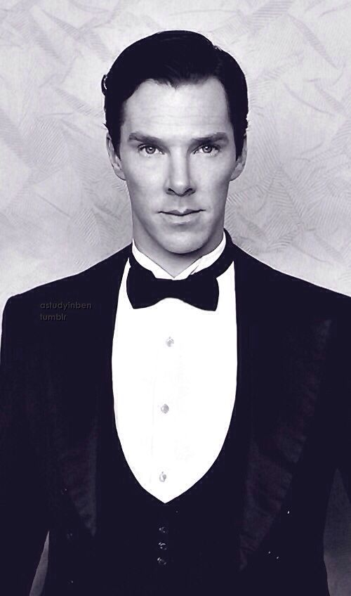 Anyone who doesn't think this man is the most beautiful creature on the planet is lying.