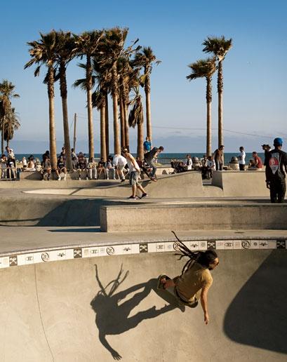 LA I miss you.   -Venice Beach-
