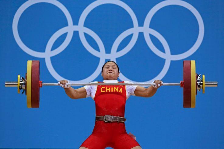 Olympics 2012: Li Xueying (Gewichtheben, bis 58 Kilogramm ): Li hat für die zweite chinesische Goldmedaille im Gewichtheben gesorgt und stellte dabei mit insgesamt 246 Kilogramm einen olympischen Rekord auf.
