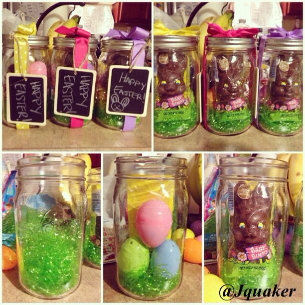 85 best teacher gift ideas images on pinterest school gift diy how to make a simple and easy easter gift for teachers negle Gallery