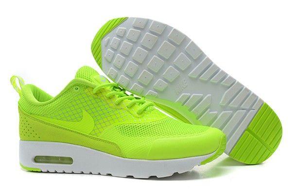 Nike Thea Vert Fluo