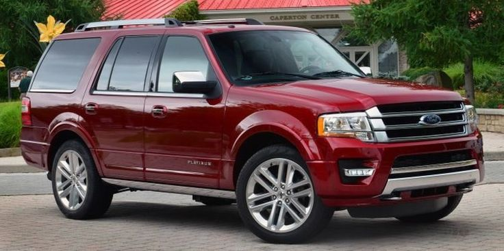 2016 Ford Expedition – Take a Closer Look