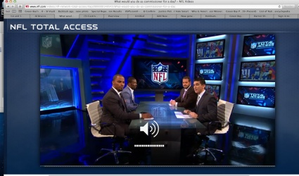 James Jones tells us what he would do as commissioner for the day