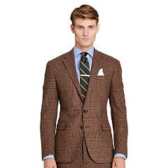 Polo Glen Plaid Suit Jacket - Polo Ralph Lauren Sale - RalphLauren.com