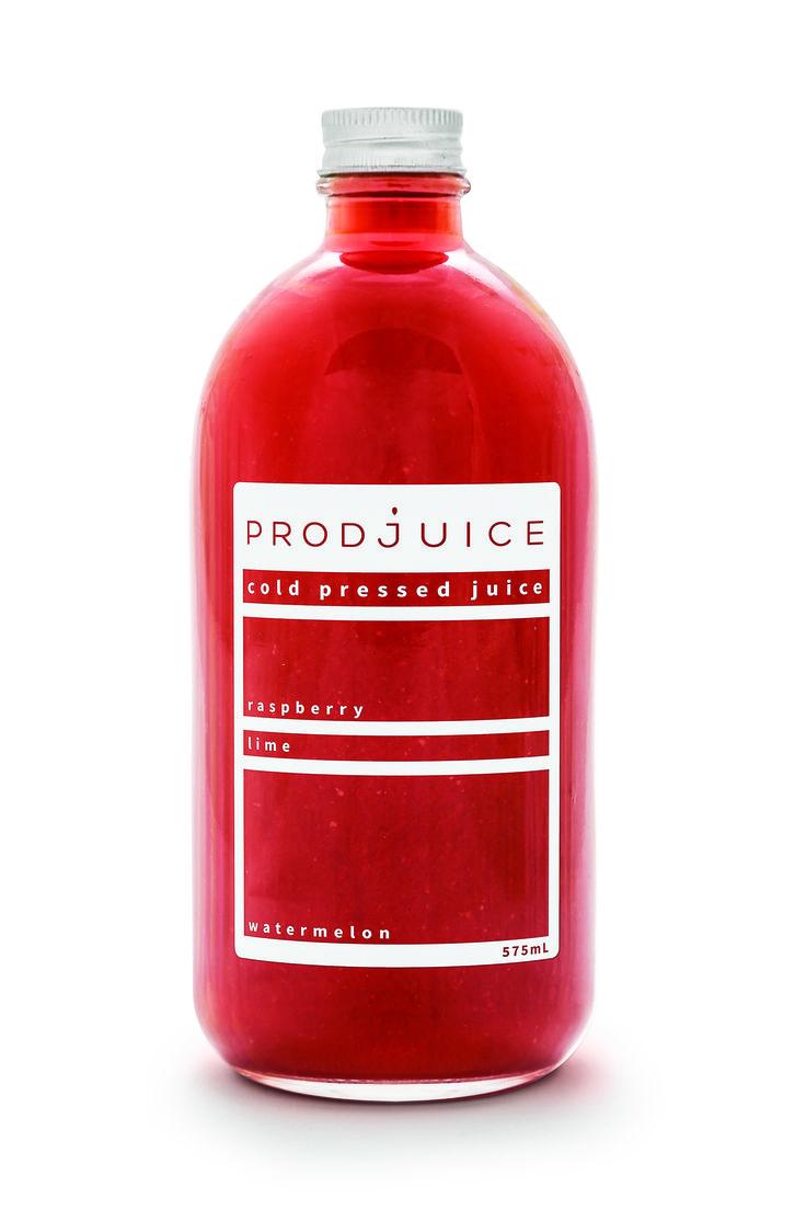 Watermelon raspberry lime   Prodjuice www.prodjuice.com.au