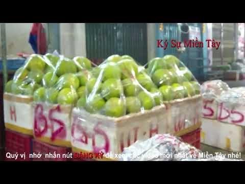 Lòng vòng chợ trái cây 30/4 Rạch Giá | Rach Gia market | Ký Sự Miền Tây |