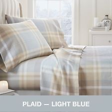 Ultra Soft Premium Ultra Cozy 4 Piece Flannel Bed Sheet Sets
