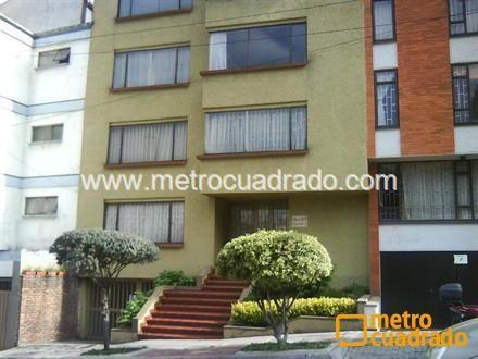 Arriendo de Apartamento en Chapinero Alto - Bogotá D.C. - MC933875