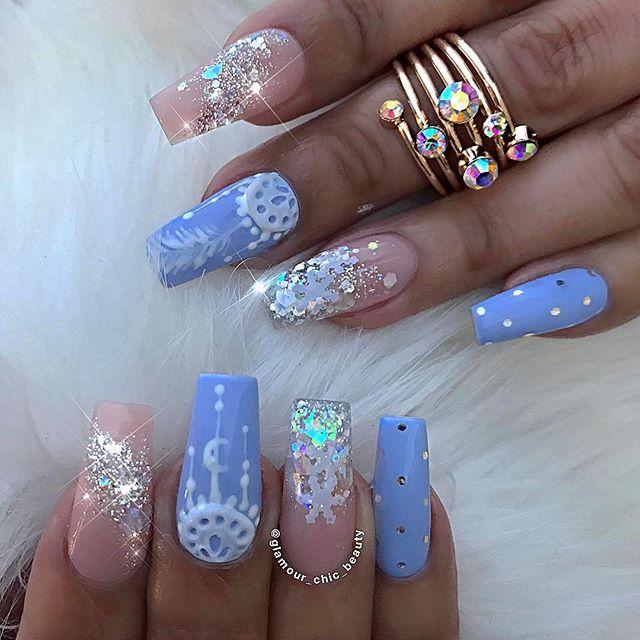 1400 best Nails Pt. 2 images on Pinterest | Fingernail designs, Nail ...