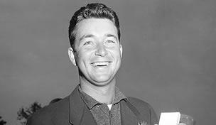 Ken Venturi-Hall of Fame golfer and announcer