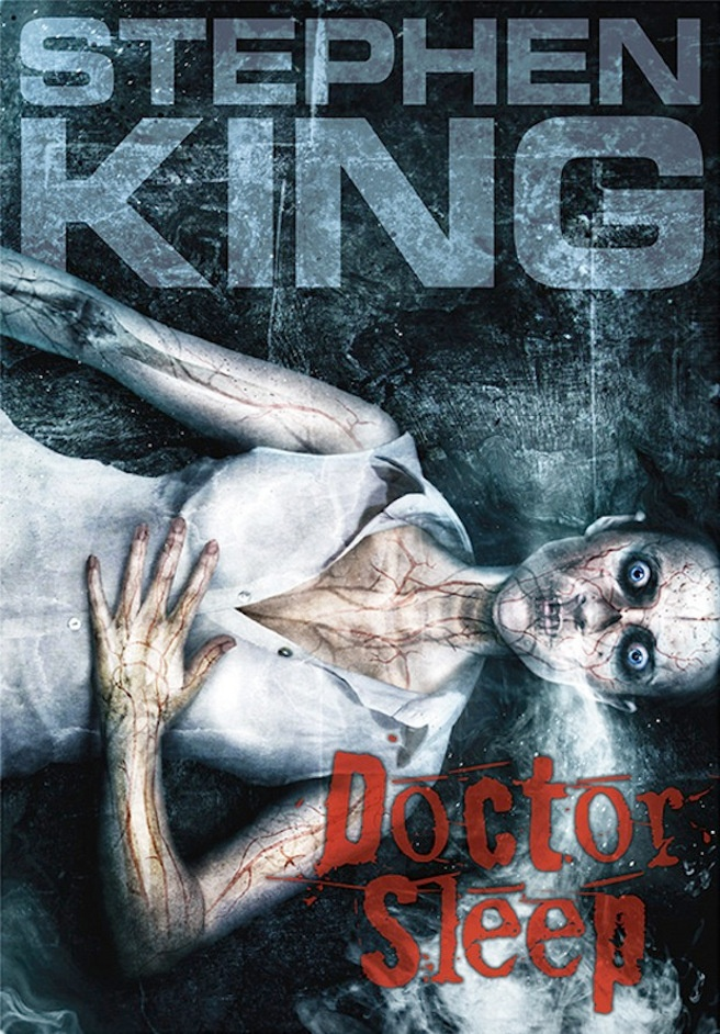 Doctor Sleep Stephen King. Great October read! Find out what happened to Danny Torrance.