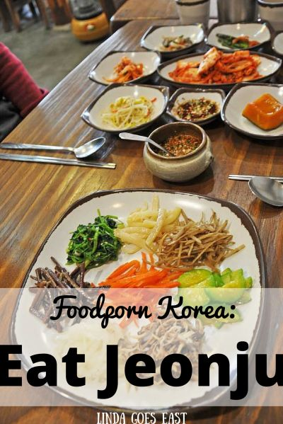 What to eat in #Jeonju Linda Goes East