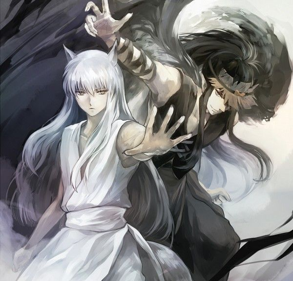 Tags: Anime, Yu Yu Hakusho, Kurama, Kitsunemimi, Youko Kurama, Ouri, Kuronue