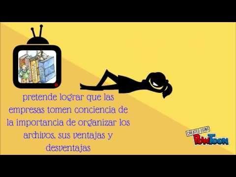 LEY 594 DE 2000 - YouTube