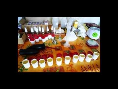 ▶ Come si usano gli oleoliti, aromaterapia e estrazione degli aromi - YouTube