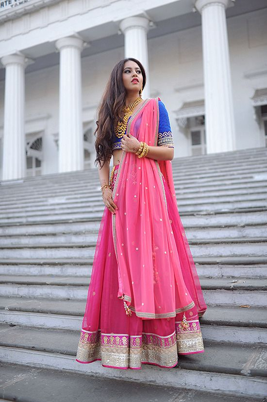  Jewellery  Azva  Lehenga  Anita Dongre  Bridal  Indian  Fairytale  Vintage  India  Daily Feature  Fashion  Blogger  Hair  Makeup 