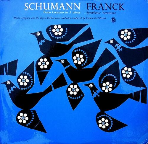 50's Classical Music album cover