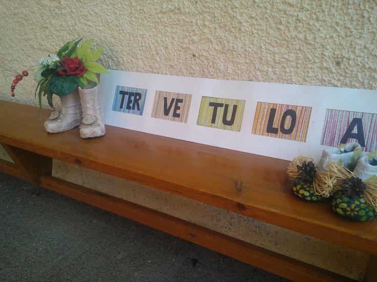 Wellcome to creative land, Torvela land ;)