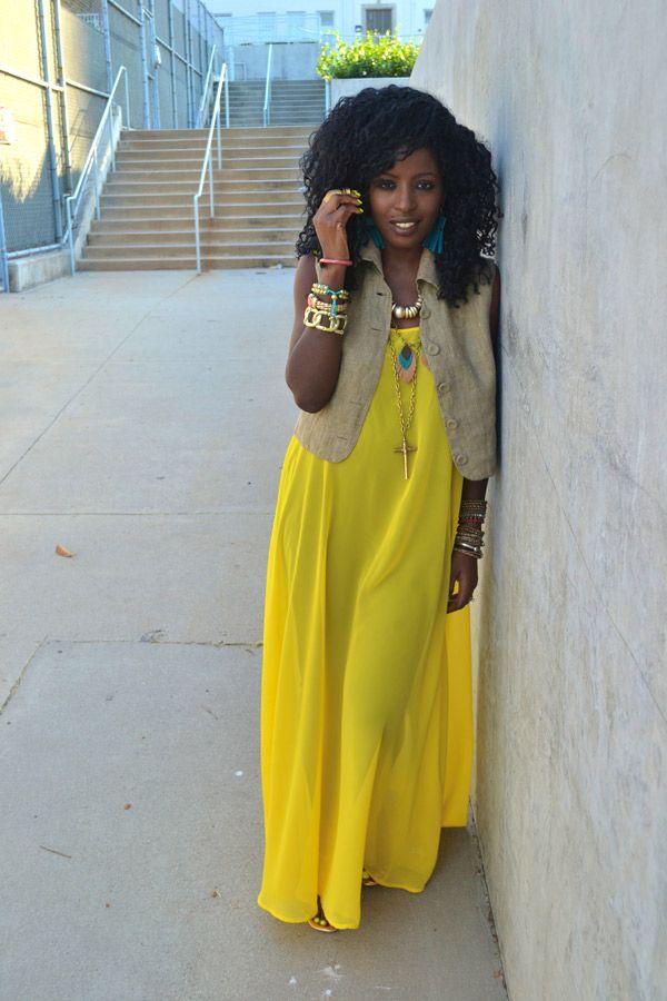 Folake Huntoon Of Fashion Blog Style Pantry Moda Estilo