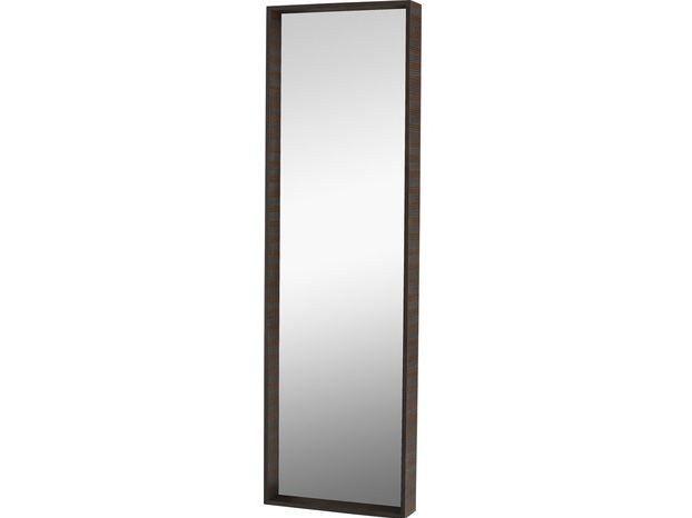 Rechteckiger Spiegel mit Rahmen Kollektion Volterra by COLLI CASA