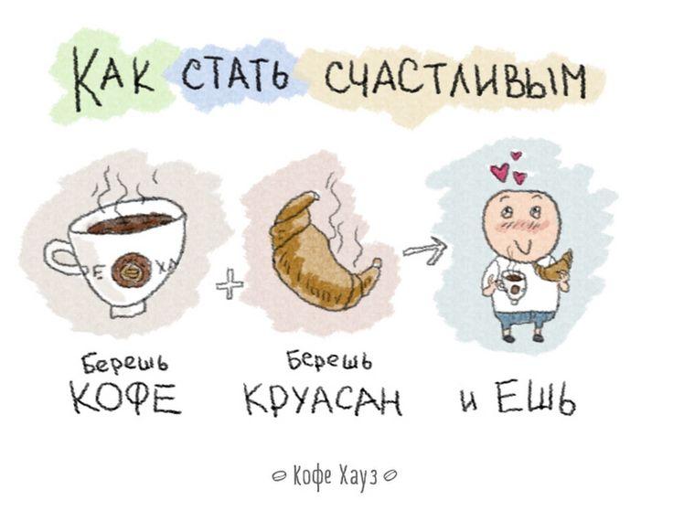 Прикольные картинки о кофе