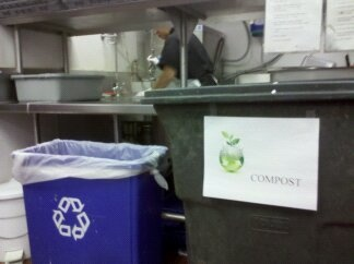 Hilton Asheville - Recycling Practices