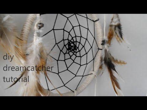 Best 25 dream catcher tutorial ideas on pinterest for Dreamcatcher diy tutorial