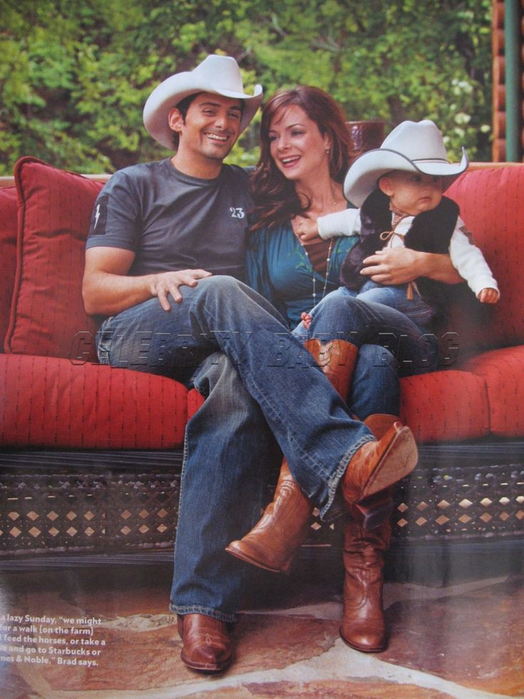 brad paisley, kimberly & william huckleberry