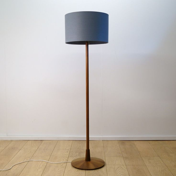 Buy retro 1950s 1960s teak standard lamp from Mark Parrish Mid Century Modern Furniture, Midcentury Design 1960s lighting