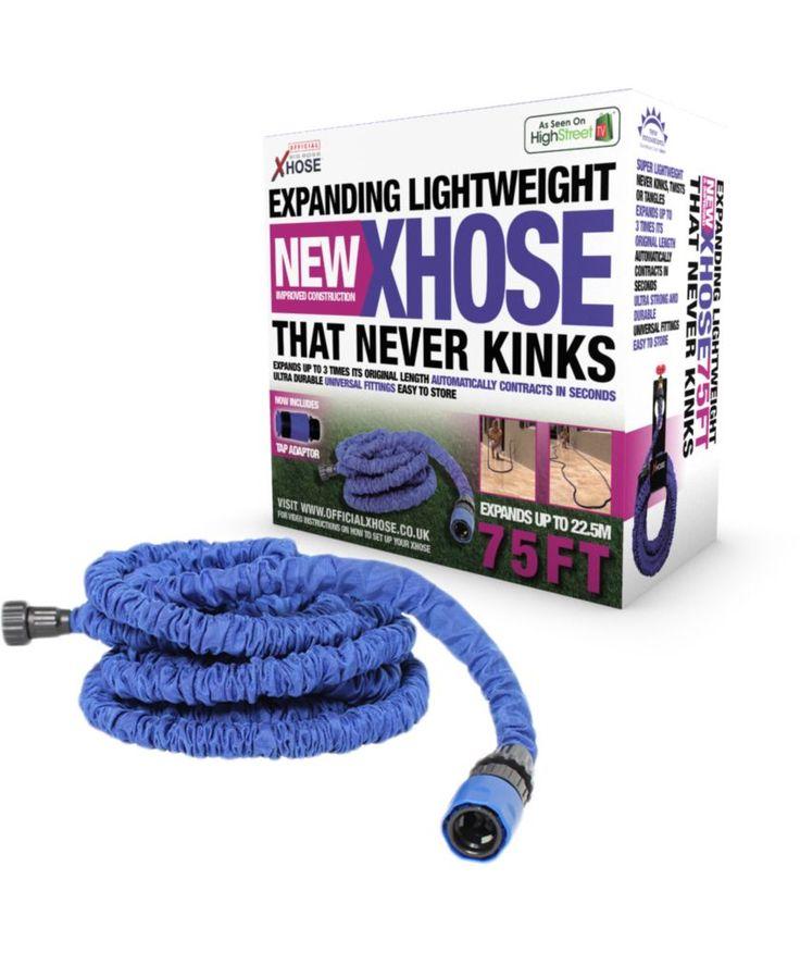 Buy XHose Expandable Hose 22m at Argos.co.uk Your