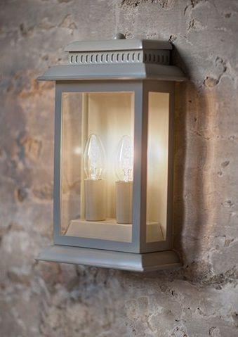 Belvedere Clay Wall Light